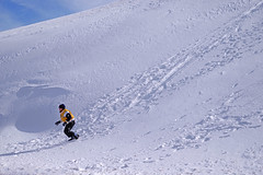 SNOW-KID (GEORGE TSIMTSIMIS) Tags: snow kids people mountaqin winter play slope mountaiside explore panachaikonmt greece achaia white blue pentaxk1