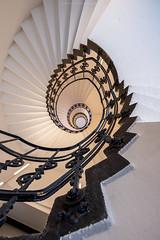Staircase No. 39 (Sascha Gebhardt Photography) Tags: nikon nikkor d850 1424mm lightroom staircase stairs steps travel tour treppenhaus treppe photoshop reise roadtrip reisen fototour fx