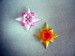 Star 2000 and variation - José Meeusen (Rui.Roda) Tags: origami papiroflexia paierfalten estrella stella stern étoile estrela star 2000 variation josé meeusen