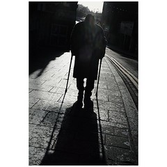 Liked the silhouette that this gentleman presented as he made his way carefully into the sunlight ahead of me. This was when I went out for a walk in town with my camera. Moments captured unexpectedly. (phoilmc) Tags: ifttt instagram liked silhouette that this gentleman presented he made his way carefully sunlight ahead me was when i went out for walk town with camera moments captured unexpectedly