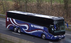 C1ECB  Go Goodwins, Eccles (highlandreiver) Tags: wreay goodwins go van coaches ecb c1 eccles hool c1ecb bus coach tx cumbria carlisle m6