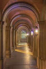 Under the Arc of the Binnenhof ... (Photostreamkatwijk) Tags: denhaag avondfotografie gewelven togen langesluitertijd binnenhof plein thehague walled arc photolocation nederland