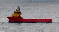 Edda Fram Moored of Portlethen Aberdeen 04/01/2020