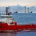 FS Balmoral Arriving Aberdeen Harbour 04/01/2020
