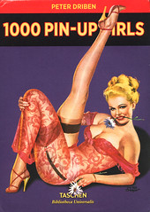 1000 Pin-Up Girls (Thomas Hawk) Tags: 1000pinupgirls peterdriben pinup taschen thomashawklibrary book fav10 fav25 fav50 fav100