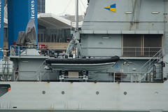 Seaboat HMS Tyne (phillipwilmshurst1) Tags: seaboat hms tyne portsmouth harbour river class opv