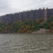 Palisades from the Hudson River