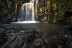 Lumsdale Falls (alexcalver) Tags: canon80d derbyshire matlock waterfall falls lumsdale