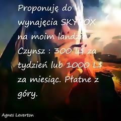 Agnieszka v91 (Agnes Leverton) Tags: agnieszka skybox krakow poland