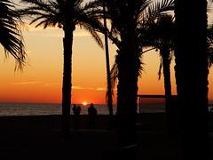 Vesprada (3) (calafellvalo) Tags: atardecerocasocalafellpostasunset sunset beach atardecer calafell playa natura colores soir puesta tarde calafellvalo
