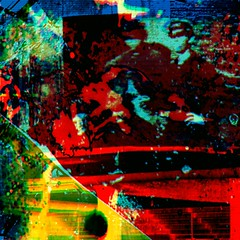 one of us is a combusting mick jagger sock puppet (fibreman) Tags: digital art manipulation composite psychedelic lofi artefacts manchester artist psp uk distorted colour ambient abstract 3d lysergic trippy druggy lsd dmt autism sensory creative abstractart digitalart yellow red