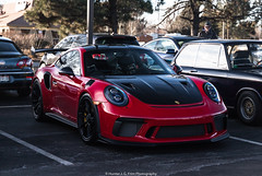 GT3 RS (Hunter J. G. Frim Photography) Tags: supercar colorado carsandcoffee porsche 911 gt3 rs weissach 991 red german wing carbon coupe i6 porsche911gt3rs