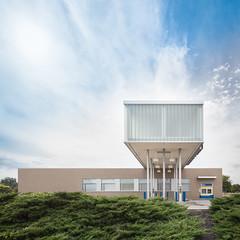 Irwin Union Bank (ModArchitecture) Tags: deborah berke irwin union bank columbus modernism modernist design architecture architect indiana