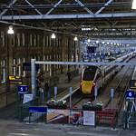 Azuma at Waverley Station