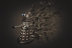 366 - Image 004 - Dalek... (Gary Neville) Tags: 366 366images 7th365 photoaday 2020 sony garyneville sonyrx100vi rx100vi