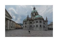 Cattedrale Di  Como (ar.t) Tags: como italia italy cattedrale lakeofcomo teatro wide duomo