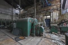 parrot (Dawid Rajtak) Tags: abandoned decay industry turbine lost paperfactory powerplant powerstatino urbex exploring explore nikon