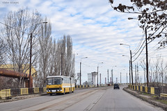 Ikarus 280 - 2147 - 104 - 03.01.2020 (2) (VictorSZi) Tags: ikarus ploiesti muntenia romania tce ratph winter iarna january ianuarie nikon nikond5300 transport publictransport bus autobuz