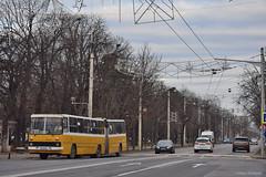 Ikarus 280 - 2160 - 30 - 03.01.2020 (3) (VictorSZi) Tags: ikarus ploiesti muntenia romania tce ratph winter iarna january ianuarie nikon nikond5300 transport publictransport bus autobuz