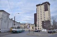 Ikarus 280 - 2185 - 104 - 03.01.2020 (5) (VictorSZi) Tags: ikarus ploiesti muntenia romania tce ratph winter iarna january ianuarie nikon nikond5300 transport publictransport bus autobuz