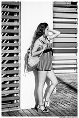 Not Afraid of Losin' (Matías Brëa) Tags: mujer woman girl model modelo retrato portrait blanco y negro black white bnw mono monochrome monocromo