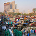 India, Mumbai - Dhobi Ghat, an open-air laundry - February 2018