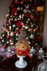 christmas cake with red decoration (shixart1985) Tags: background bakery beautiful biscuit cake christmas closeup colorful cook cookie cooking cuisine cute decor decoration delicious dough flour food home homemade indoors kitchen newyear nobody red restaurant sugar tasty tree white