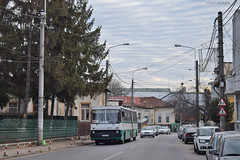 Ikarus 280 - 2185 - 104 - 03.01.2020 (VictorSZi) Tags: ikarus ploiesti muntenia romania tce ratph winter iarna january ianuarie nikon nikond5300 transport publictransport bus autobuz