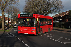 Route H20, Abellio London, 8020, BX54DMZ (Jack Marian) Tags: routeh20 abelliolondon 8020 bx54dmz dennis dart dennisdart plaxton pointer plaxtonpointer hounslowciviccentre ivybridge ivybridgetesco hounslow buses bus london