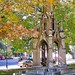 Toronto Ontario - Canada  - St. James Park - World War 1  -  Gothic Memorial