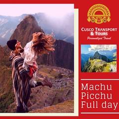 machu picchu full day (cuscotransportweb) Tags: