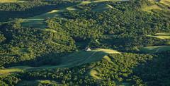 Hill House (TigerPal) Tags: saskatchewan sask plains prairie abandoned forgotten remains rural ruraldecay aerial birdseye cessna dirthills avonlea claybank cabin cottage house