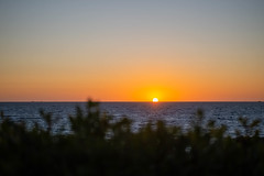Fire in the ocean.... (Liz McMahon) Tags: westernaustralia sunset family nikondf sigma70mmmacro