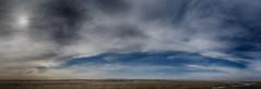 Arch In The Sky (Gobi, Mongolia. Gustavo Thomas © 2019) (Gustavo Thomas) Tags: arch skye clouds desert nature bulgamsum gobi govi mongolia travel adventure voyage voayger trip torusim nikon panorama cielo nubes