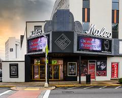 The Malco (The Really Bad Photographer) Tags: theater malco historic downtown urban hotsprings arkansas 2019 usa nikon z7 nef raw lr