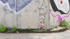 Sten and Oli... (colourourcity) Tags: streetart streetartaustralia streetartnow graffiti graffitimelbourne melbourne melbournestreetart streetartmelbourne random randoms awesome colourourcitymelbourne colourourcity nofilters stenandoli stenoli sten oli pasteup