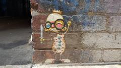 Sten and Oli... (colourourcity) Tags: streetart streetartaustralia streetartnow graffiti graffitimelbourne melbourne melbournestreetart streetartmelbourne random randoms awesome colourourcitymelbourne colourourcity nofilters stenandoli sten oli stenoli