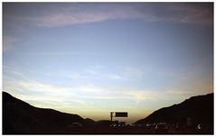LA 115 (misu_1975) Tags: california socal la losangeles 118 freeway highway magichour sunset mediumformat 120 mamiya mamiya7ii 80mm f4 kodak portra 400iso