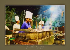 Open kitchen (Rajavelu1) Tags: party food livekitchen g7xmark2 india creative vsco artdigital streetphotography candidstreetphotography nightstreetphotography handheldnightphotography