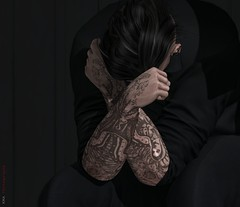 - I Saw Goodbye In Her Eyes - (kes.myas) Tags: man male sad depressed love goodbye lonely empty nevermakeit goodbyeinhereyes expression emotion essence prey missing missingher