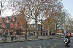 London Hammersmith (Jainbow) Tags: hammersmith premierinn jainbow london westlondonfreeschool secondary kingstreet latymerupperschool
