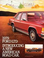 1979 Ford LTD 2 & 4 Door Landau Page 1 USA Original Magazine Advertisement (Darren Marlow) Tags: 1 7 9 19 79 1979 f ford l t d ltd landau c car cool collectible collectors classic a automobile v vehicle u s us usa united states american america 70s