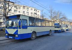 GJ 55 JIL + 0117 + 0110 - 27.12.2019 (VictorSZi) Tags: romania targujiu oltenia transport transloc trolleybus troleibuz dac nikon nikond5300 winter iarna december decembrie