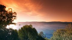 Hyère archipelago (hbensliman.free.fr) Tags: travel france nature landscape outdoor outside sea coast sunrise europe mediterranean