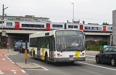4059 621 (brossel 8260) Tags: belgique bus delijn brabant