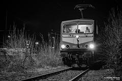 27/02/2019   Bad Bentheim (SB-2013) Tags: br 155 159 werner franz logistik wfl bad bentheim bahn nostalgie black white