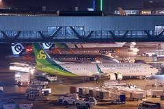ボーイング737-800 Boeing 737-800 (ELCAN KE-7A) Tags: 日本 japan 千葉 china 成田 narita 国際 international 空港 airport ボーイング boeing b737 737 800 飛行機 航空機 airplane 第3ターミナル terminal ペンタックス pentax k3ⅱ 2019