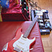 Custom 70s Stratocaster, Dakota Red - Hard Relic