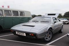 Ferrari Dino 308 GT UPB621S (Andrew 2.8i) Tags: haynes museum sparkford classic car cars classics breakfast meet show italian coupe sports sportscar rmr dino 308gt4 gt gt4 308gt 308 ferrari upb621s