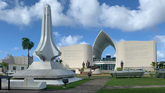 Another shot of the Guam Museum
